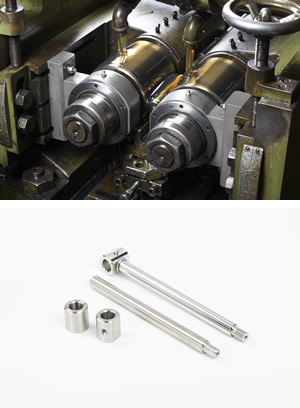 Thread Rolling, Friction Welding
